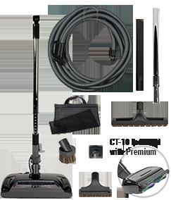 Response Attachment Central Vacuum Kit